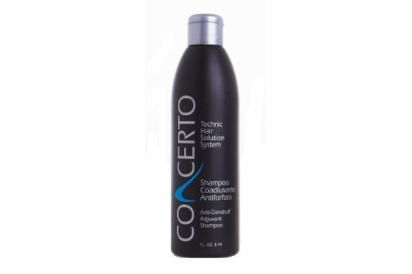 Ārstniecisks pretblaugznu šampūns